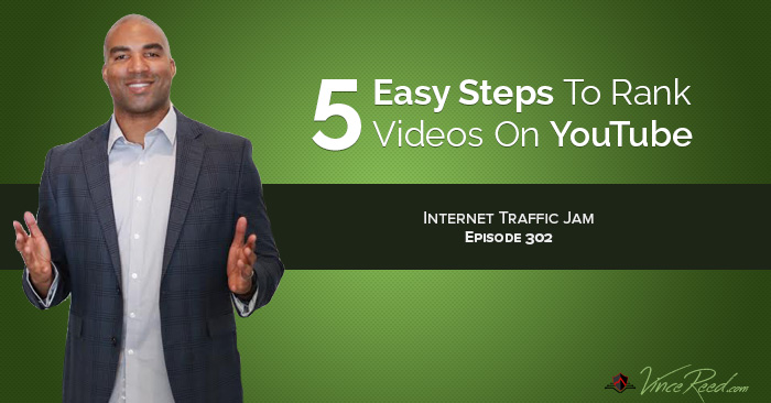 5 Easy Steps To Rank Videos On YouTube