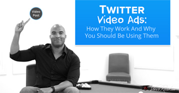 Twitter Video Ads - How To Run PPC Video Ads On Twitter
