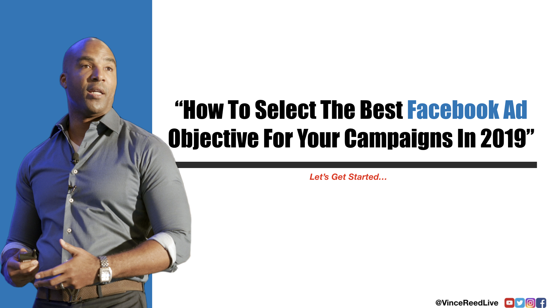 How To Select The Best Facebook Ads Objective For Your
